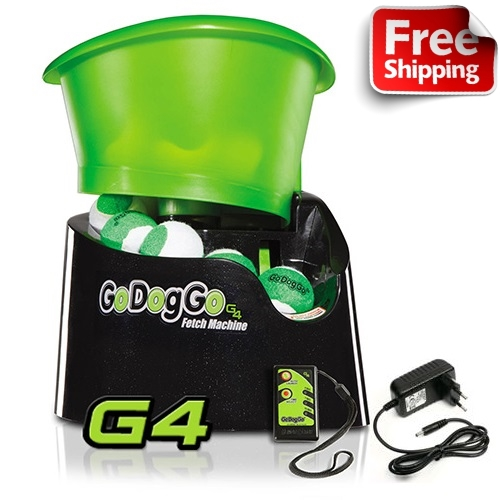 GoDogGo ® G4 Ballwurfmaschine